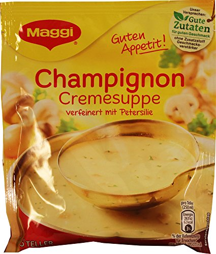 Maggi - Champignon Cremesuppe (Mushroom Cram Soup Mix)
