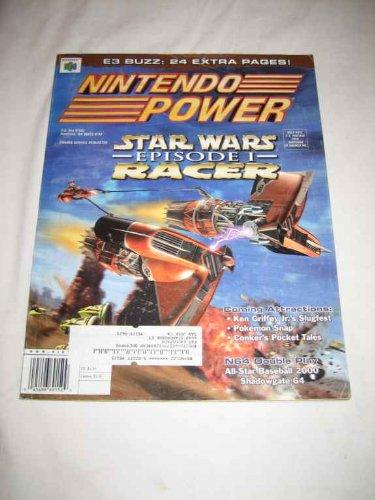 (Nintendo Power V. 120 May 1999 Star Wars Episode 1 Racer Pokemon Snap Conker Shadowgate 64)