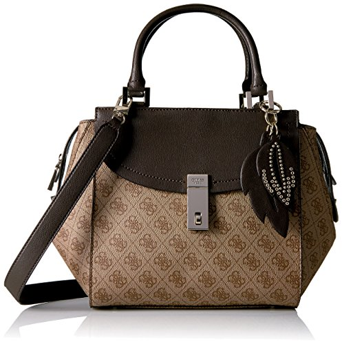 GUESS Nissana Satchel, Brown