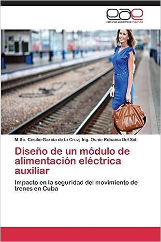 Diseño de un módulo de alimentación eléctrica auxiliar ...