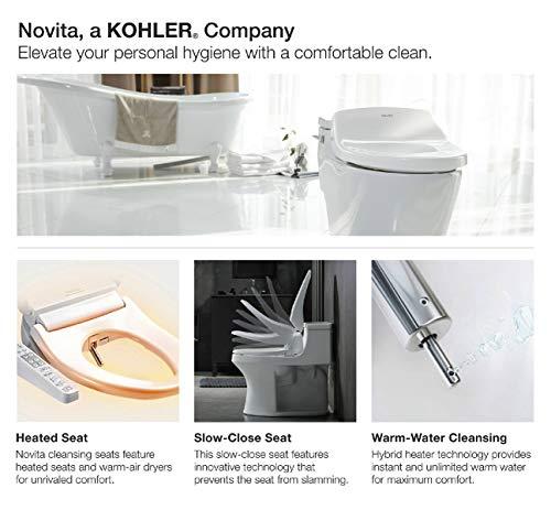 Kohler Plastic Elongated White