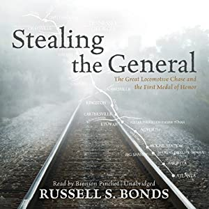 Stealing the General Audiobook
