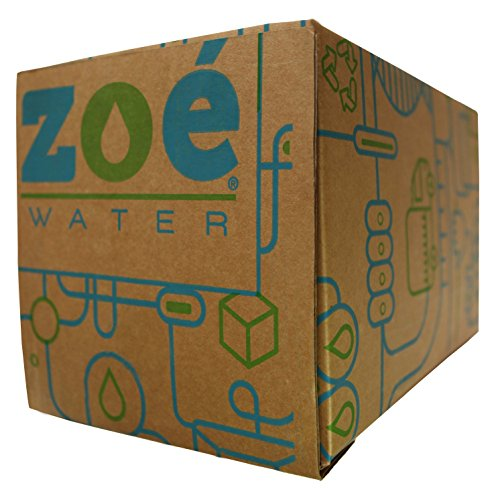 Zoé Water Agua Alcalina, 10 L