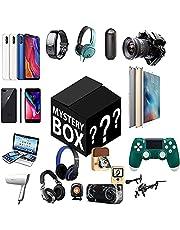 TAOYAO Mystery Box Electronic, 5 stuks, je uitdagingen van verschillende graden, geluksbrenger Blind Box, super efficiënte kosten, willekeurige stijl, verrassing of als cadeau voor anderen
