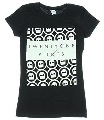 Twenty One Pilots Mask Girls T-Shirt