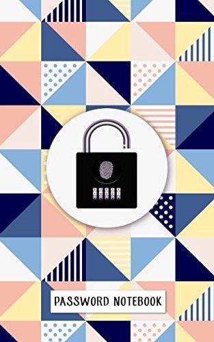 Password Notebook: Logbook/Organiser for Email Addresses (Password Journals)