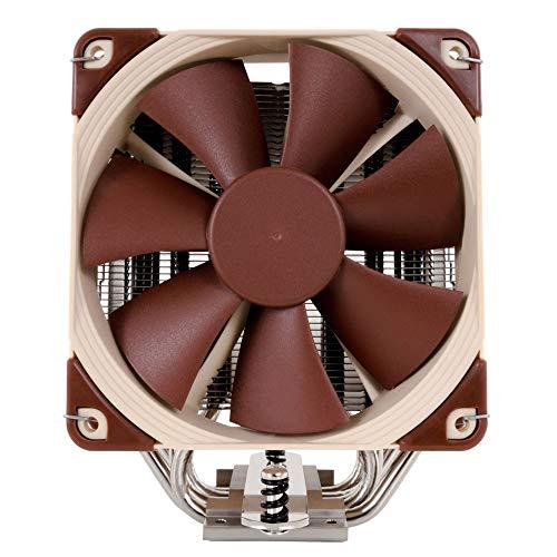 NOCTUA CPU-koeler NH-U12DX voor Intel Xeon dual en quad core met 120mm Luefter 4 dual heatpipes incl. NT-H1 pasta
