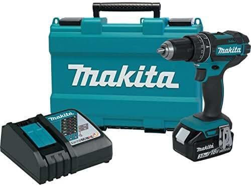 Makita XPH102 18V LXT Lithium-Ion Cordless 1/2