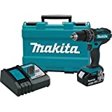 "Makita XPH102 18V LXT Lithium-Ion Cordless 1/2"" Hammer Driver-Drill Kit (3.0Ah) (Discontinued by Manufacturer)"