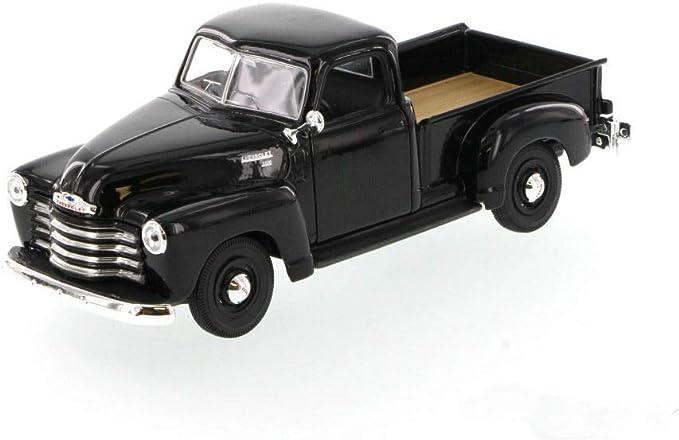 Ford F-1 Pick Up 1948 Rosso Modellino Auto 1:25 maisto