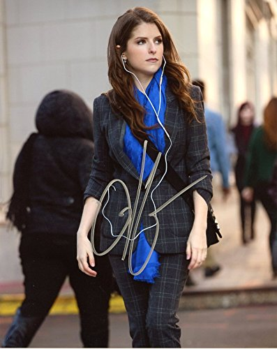 Anna Kendrick from the movie PITCH PERFECT 3 In Person Signed Autographed Photo from Ed Bedrick Autographs
