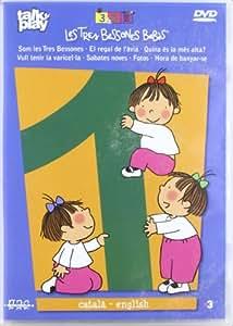 Les tres bessones Vol.1 [DVD]