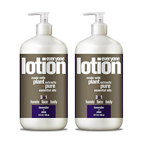 Everyone Lotion, Lavender and Aloe, 32 Ounce (Pack Of ()