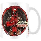 Deadpool Insufferable-Tazza in ceramica, multicolore