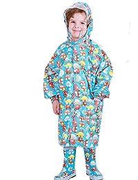 """SIYANG"""" Kid Waterproof Hooded Coat Jacket Outwear Raincoat"""