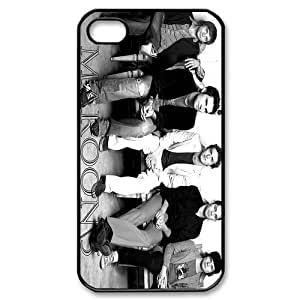 Customize Maroon 5 Hard Case for Apple IPhone 4/4S