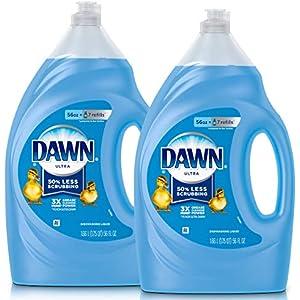 Dawn Ultra Dishwashing Liquid Dish SOA
