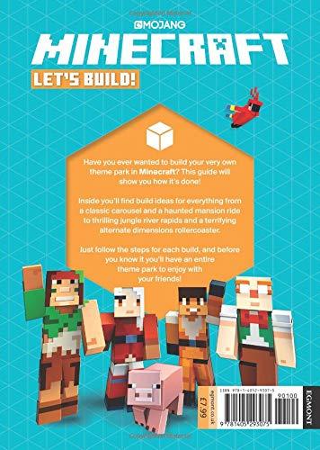 Minecraft Lets Build! Theme Park Adventure Minecraft Lets ...