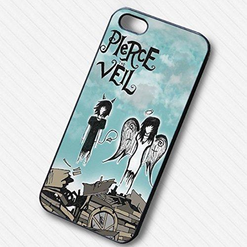 PTV Angel et Demon pour Coque Iphone 6 et Coque Iphone 6s Case Z1Q8FQ