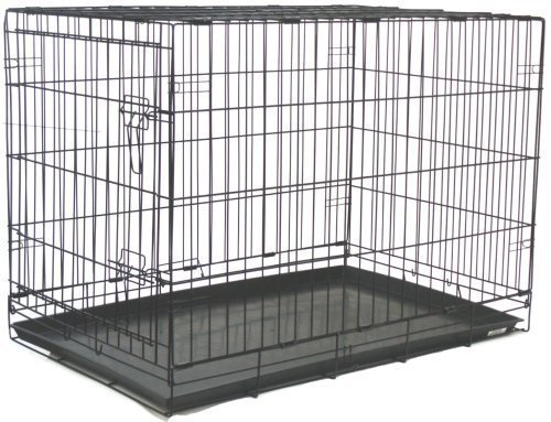 Brand New Folding Dog Cat Kennel Crate Cage 48 by BestPet