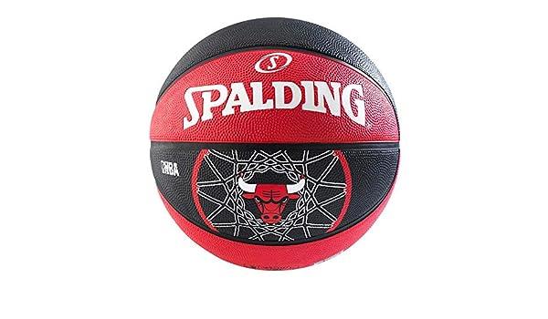 BALLON BASKET NBA CHICAGO BULLS: Amazon.es: Deportes y aire libre