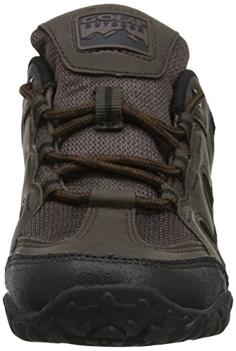 Elias Boots Brown Rise Tb Hiking Low Black Brown Women's Gola 6wPqRvWg6