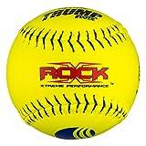 1 Dozen USSSA Classic M X-Rock 12' Softballs - 40cor/.325 Compression (X-ROCK-CLAS-Y-2)