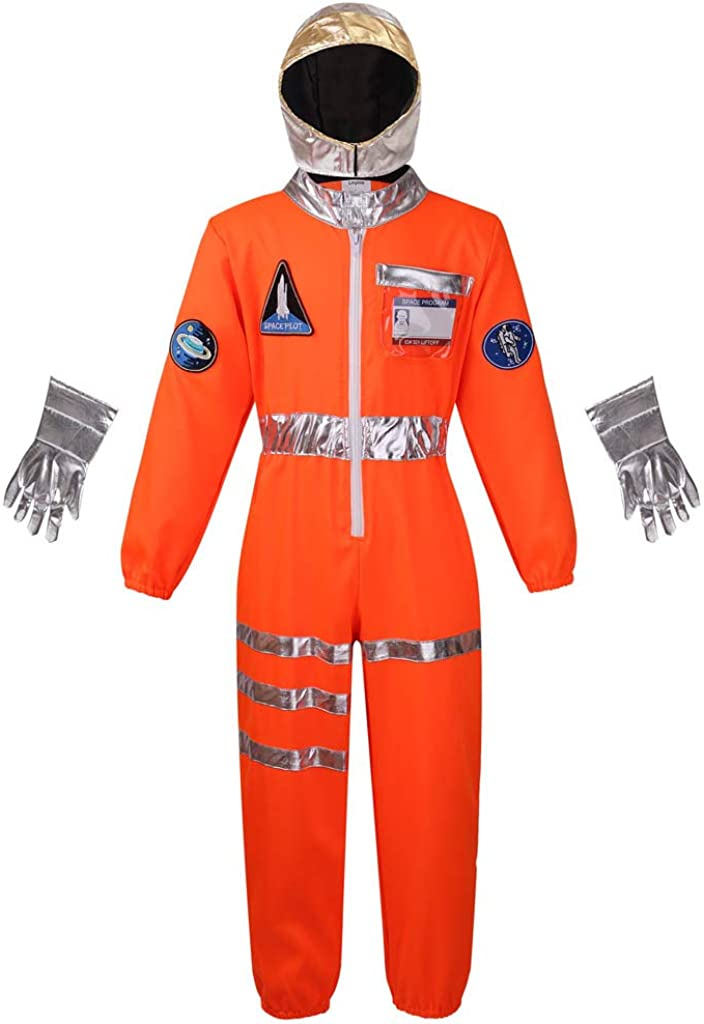 Meeyou Little kids' Space Astronaut Costume