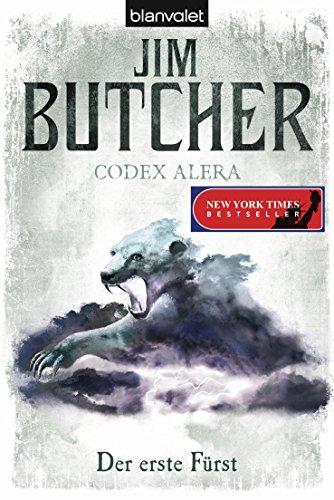 Codex Alera 6: Der erste Fürst (German Edition) (First Lord Fury Butcher compare prices)