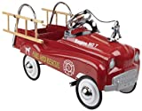 1950s Pedal Cars Best Deals - Stylish, Nostalgic Fire Truck Pedal Car