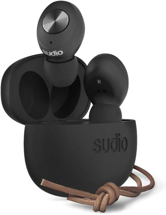 Sudio | Tolv | Auriculares inalámbricos con Bluetooth Talla única Negro