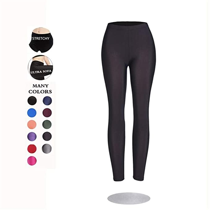 Amazon.com: VooVeeYA Leggings de yoga para mujer, ultra ...