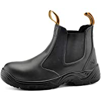 Best Slip On Lace-Less safety shoes Category - S3 SRC