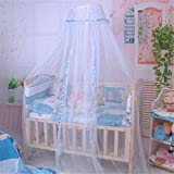 Climberty Opening Professional Baby Mosquito Net Girl Boy Toddler For Bed Crib Canopy Netting Available
