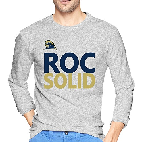 Sasha Men's Pittsburgh Panthers Roc Tshirts Ash 100% Cotton