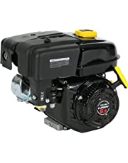 Lifan LF168F-2BQ 6.5 HP 196cc 4-Stroke OHV Industrial Grade Gas Engine with Recoil Start and Universal Mounting Pattern