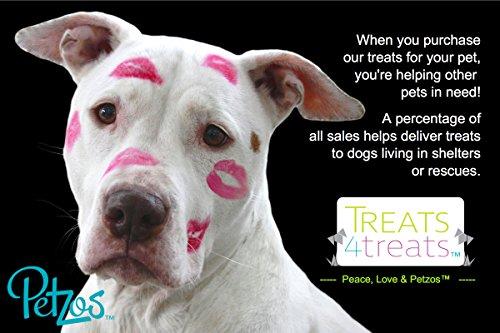 Petzos Hypoallergenic Dog Treats-Cranberry & Blueberry
