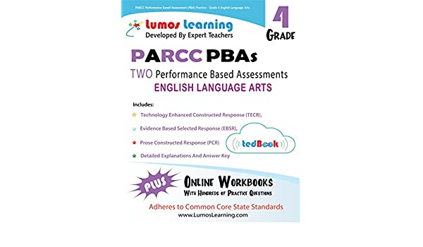 Amazon com: PARCC Performance Based Assessment (PBA