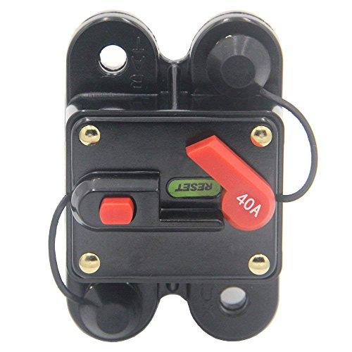 40 amp auto reset circuit breaker - 9
