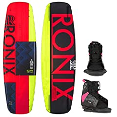 The bindings in this package are available in one size, S/M (5-8.5). The recommended weight range for a 135cm cm wakeboard is 150-190lbs. The binding sizes are based on availability of the bindings. If you like this package but don't see your...