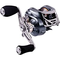 Sougayilang Baitcasting Fishing Reel with Stainless Steel...