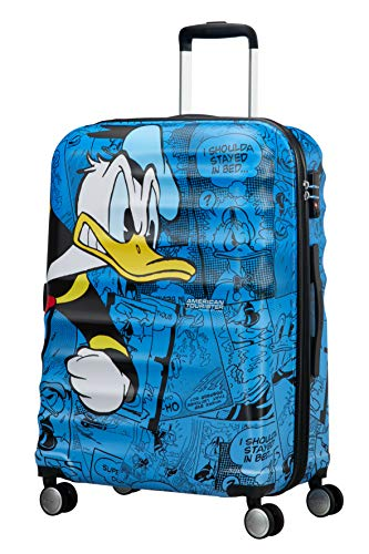 American Tourister Unisex-Adult's Hand Luggage, DONALD DUCK
