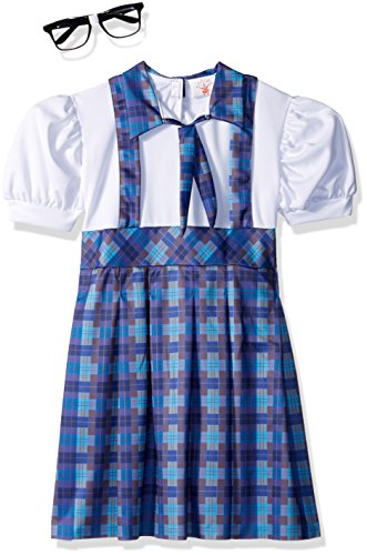 Rubie's Costume Child's Nerd Girl Costume, Small, Multicolor]()
