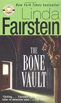 The Bone Vault 0743223543 Book Cover