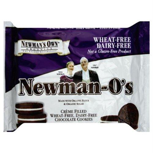 Newman's Own Organics Organic Chocolate Newman O's, 13 oz - Newmans Chocolate Bar Own