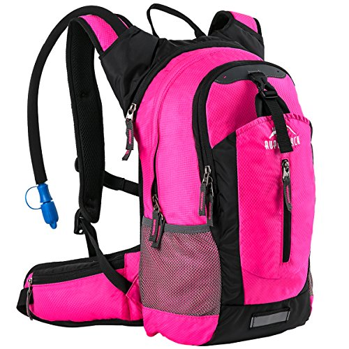 Pink Hiking Backpack