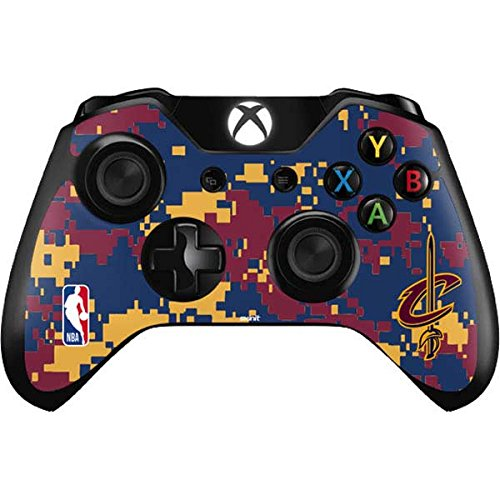 Skinit Cleveland Cavaliers Xbox One Controller Skin - Cleveland Cavaliers Digi Camo | NBA Skin by Skinit