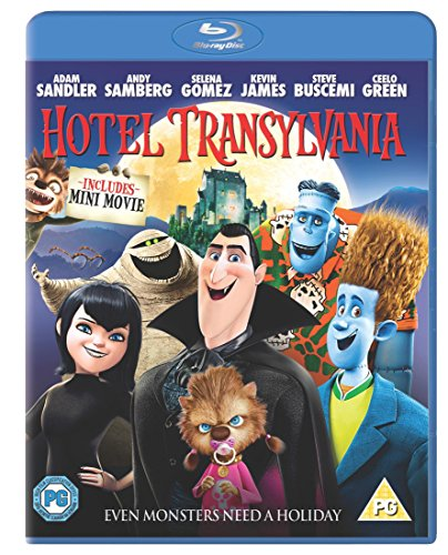 Amazon Com Hotel Transylvania Blu Ray Uv Copy 2012 Region