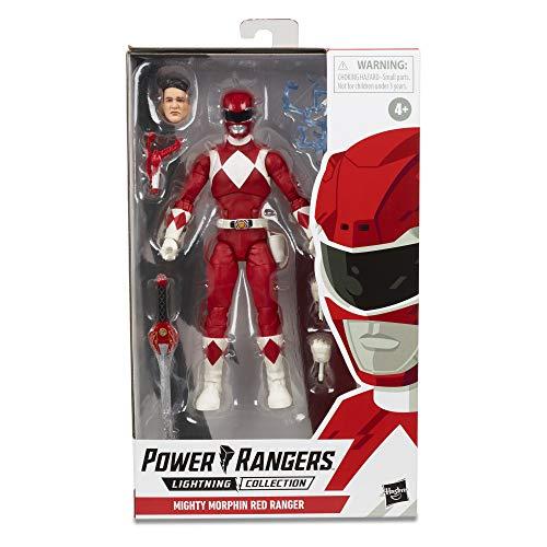 Power Rangers E7755 Lightning