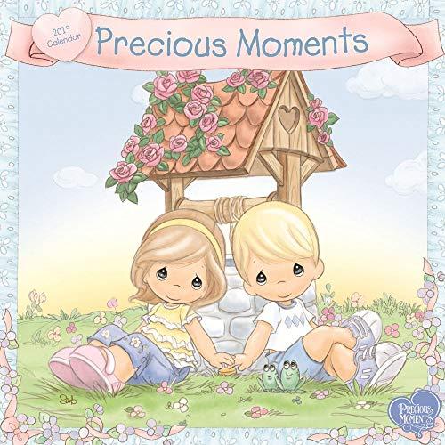 2019 Precious Moments Wall Calendar, Babies & Children in Art by Calendar Ink
